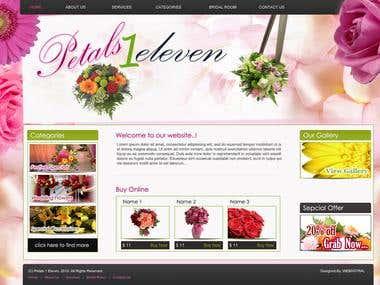 Petals 1 Eleven