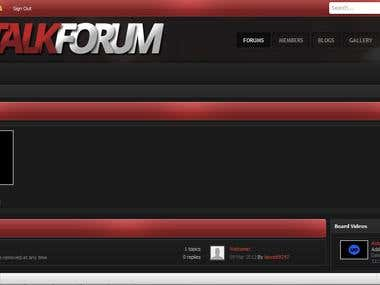 STR8 Talk Forum