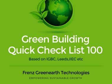 green Building check mark