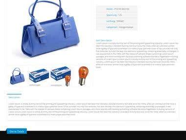 Ebay Web Page