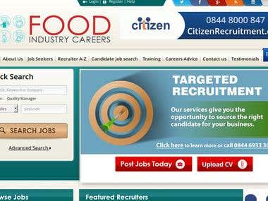 Food Industry Careers