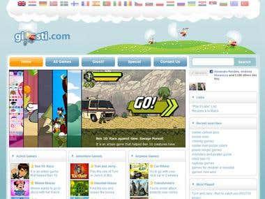 Giosti: Free flash games
