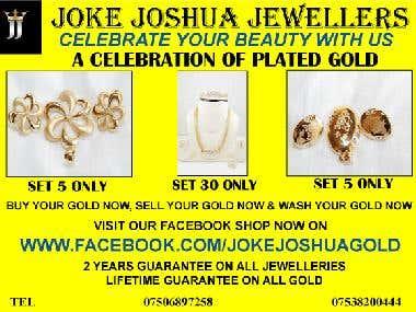 Leaflet Design-JokeJoshua Jewellers