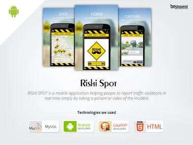 Rishi Spot