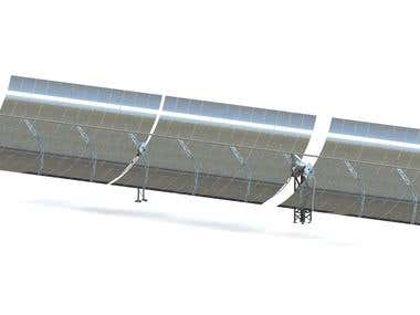 Parabolic Solar Collectors