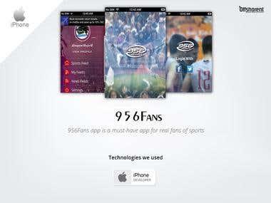 956 Fans