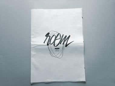 "Illustration for the magazine \""ROEM\"""