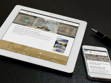 Webseite Sareghis