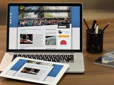 Webseite Robert-Bosch-Gesamtschule
