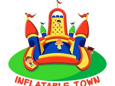 Inflatable Town