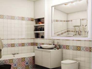 Bathroom job