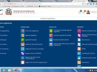 Sistema de Información Legislativa SIL