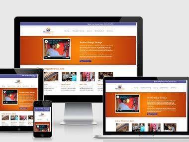 Advance Home Energy Website Development