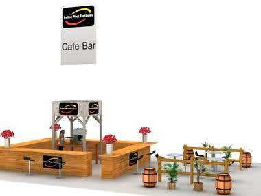 Cafe war
