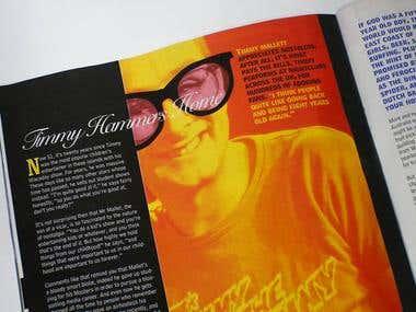 Professional Magazine Design and Layout.