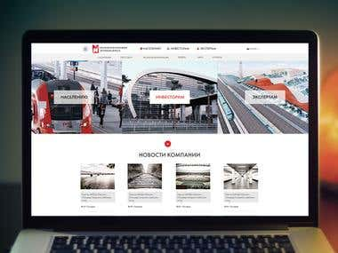 Project Moscow Railway