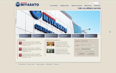 Miyasato Peru Portal