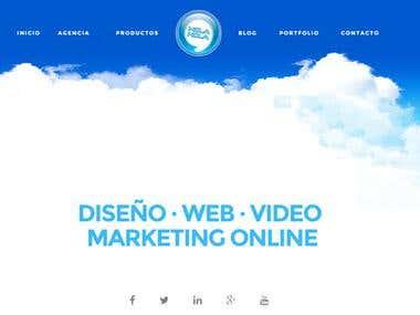 Web page / Página Web