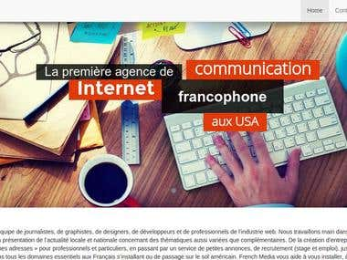 odoo implementation for French Media at Miami,USA