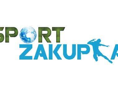 Logo for internet store