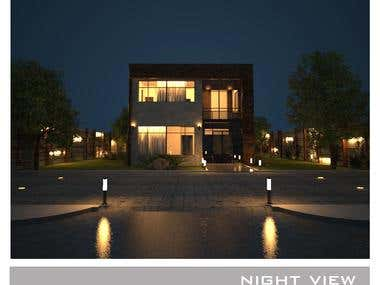 Redesign Plan and Facade House