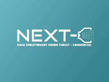 Logo design made for N.A.S.A contest.
