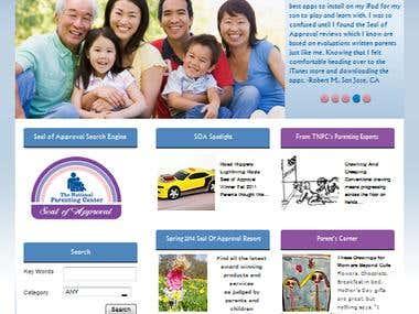 Wordpress filemaker integration website