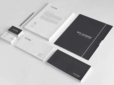 Corporate Identity / Stationery