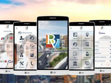 E-Commerce App (Business Village Dubai)