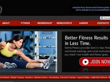Fitness Studio Portal