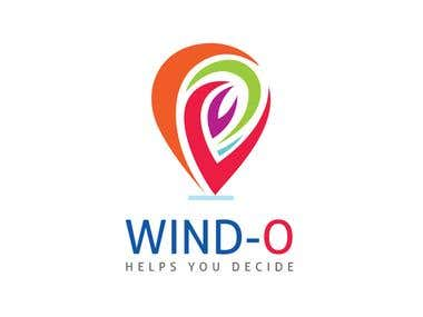 Logo Design for WIND-O