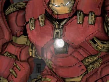 Hulkbuster - Avengers 2 - 2015