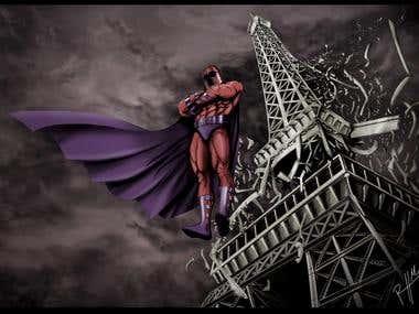 Magneto in Paris