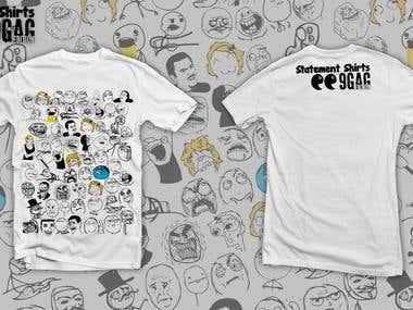 9GAG - T-Shirt