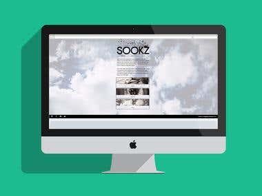 Sookz Website