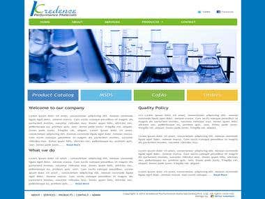 Kredence Performance(India) Pvt. Ltd. - Domain : Corporate