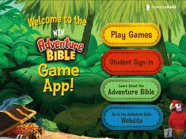Our Work  Bible Game