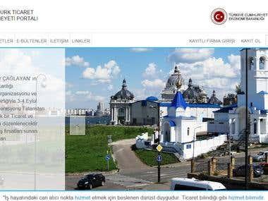 Corporate Tour Portal