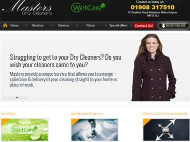 Masters Dry Cleaner