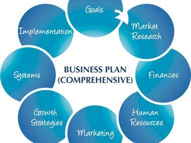 Sample of a business plan format