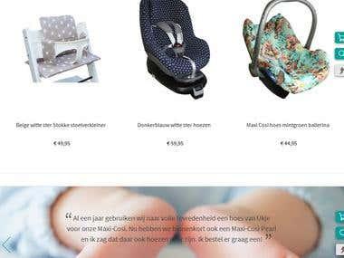 UKJE- magento bootstrap shopping cart