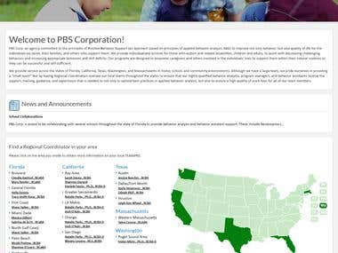 PBS Website on Azure