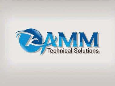 Technical company logo