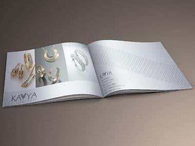 Jewellery Catalogue Design