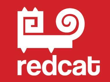 Logo Design: Redcat.cat