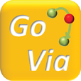 Go Via Trip Route planner