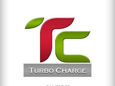 TURBO-CHARGE logos