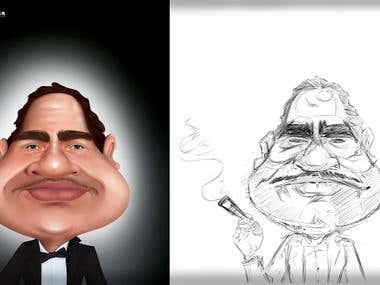Caricature / Cartoons