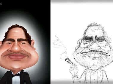 Caricature / Cartoons