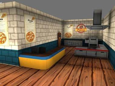 3D Gaming Props